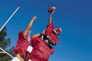 Crimson Touchdown