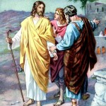 Jesus road to Emmaus