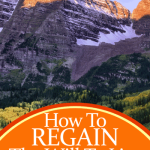 You can regain your hope, even if all seems lost. Click here for how to regain the will to live based on my own personal story. By Jamie Rohrbaugh | FromHisPresence.com