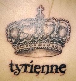 Tattoo interpretation