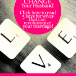 Women Yes You Can Change Your Husband (Here's How!)