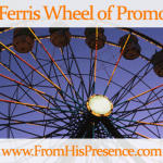 ferris wheel of promotion