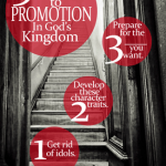 3 Secrets To Promotion In God's Kingdom by Jamie Rohrbaugh