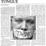 God can tame the tongue