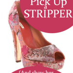 I'm in the mood to pick up a stripper! (and show her the love of Jesus. - FromHisPresence blog by Jamie Rohrbaugh
