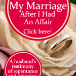 Guest Post: How God Restored My #Marriage After I Had An #Affair