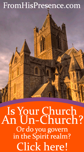 Is Your Church An Un-Church? By Jamie Rohrbaugh | FromHisPresence Blog