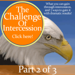 Listen to part 2 of 3 of the Intercessor Series: The Challenge Of Intercession: 7 ways to intercede with dramatic results! by Jamie Rohrbaugh | FromHisPresence.com