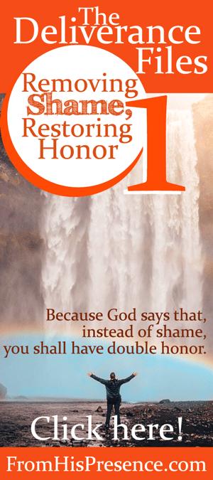 The-Deliverance-Files-1-Removing-Shame-Restoring-Honor