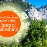 Times of Refreshing | by Jamie Rohrbaugh | FromHisPresence.com