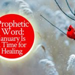 Prophetic word for January 2017
