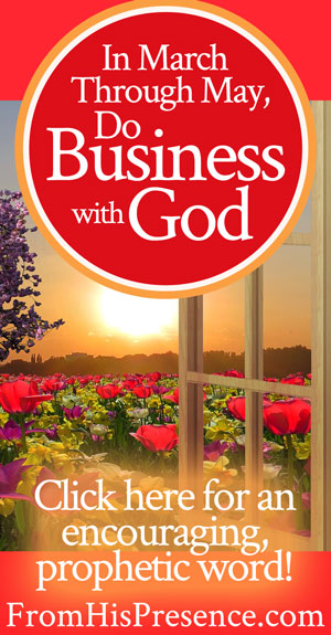 Do Business with God | Jamie Rohrbaugh | FromHisPresence.com