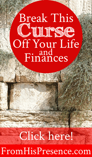 Break This Curse Off Your Life and Finances | by Jamie Rohrbaugh | FromHisPresence.com